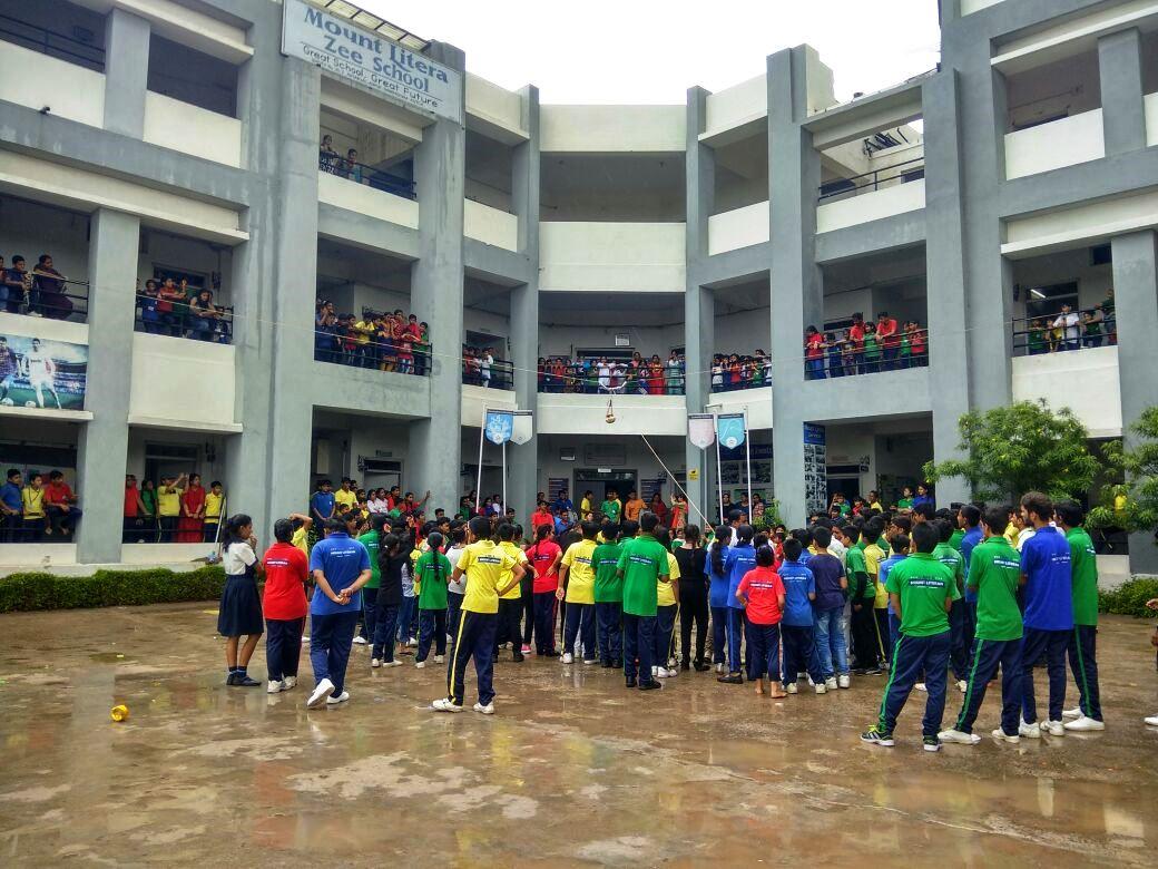 Gallery Mount Litera Zee School Gandhidham